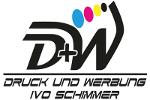 Druck und Werbung Logo